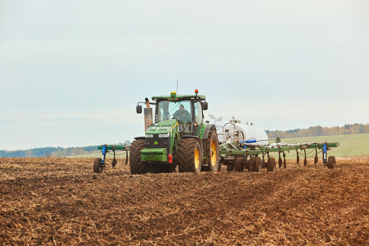 Влияние безводного аммиака на свойства почвы и продуктивность полевых культур